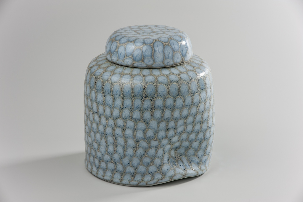 Stephanie Bertholon Boîte bleue