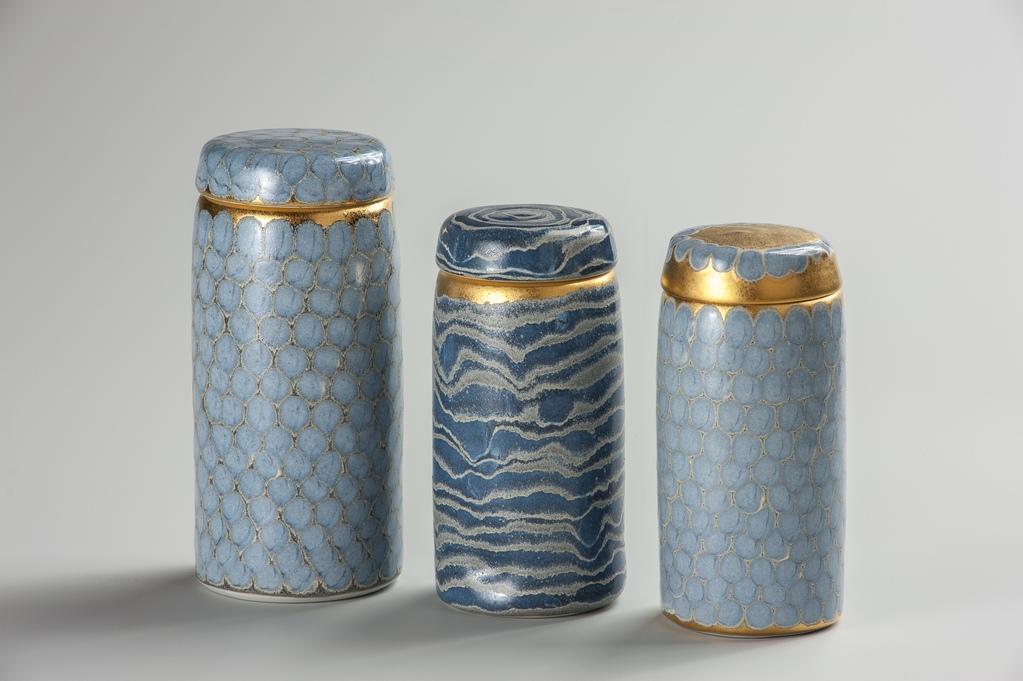 Boites bleues stephanie bertholon
