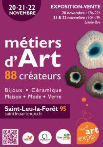 stephanie bertholon Métiers d'art - St Leu